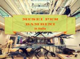 musei per bambini in italia