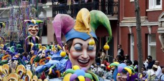 new orleans carnevale