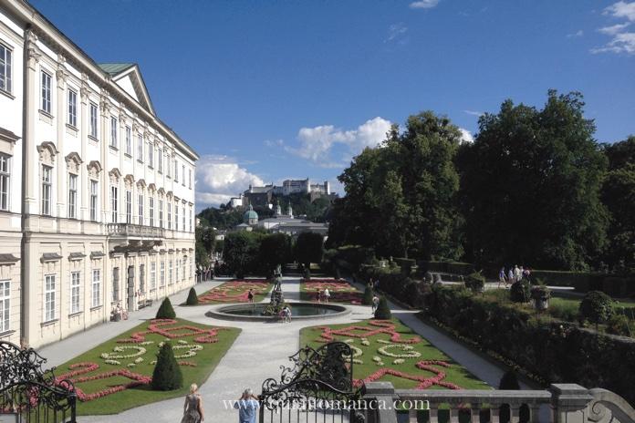 salisburgo giardini