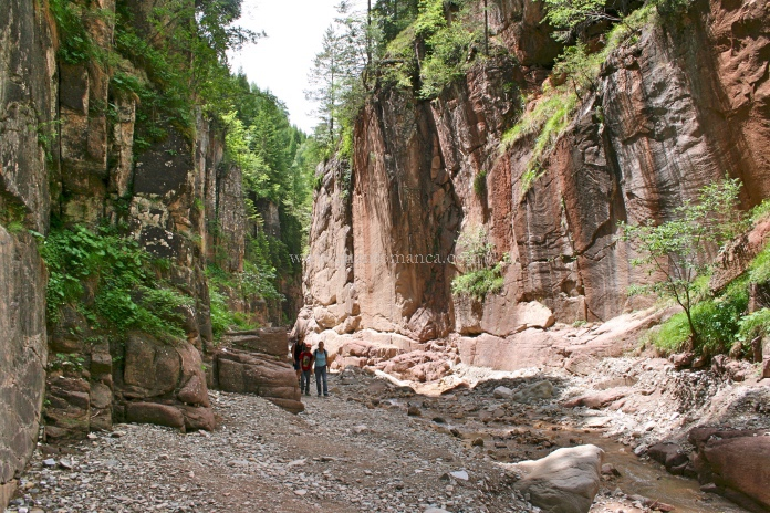 Geopark Bletterbach2