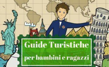guide turistiche per bambini