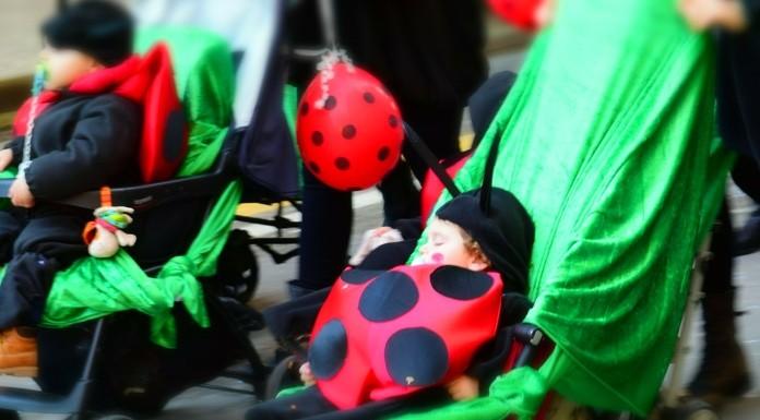 carnevale con bambini