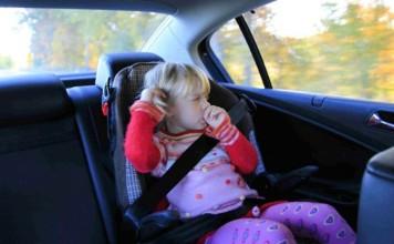 Organizzare un viaggio con i bambini