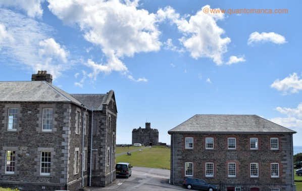 Castello di Pendenis cornovaglia