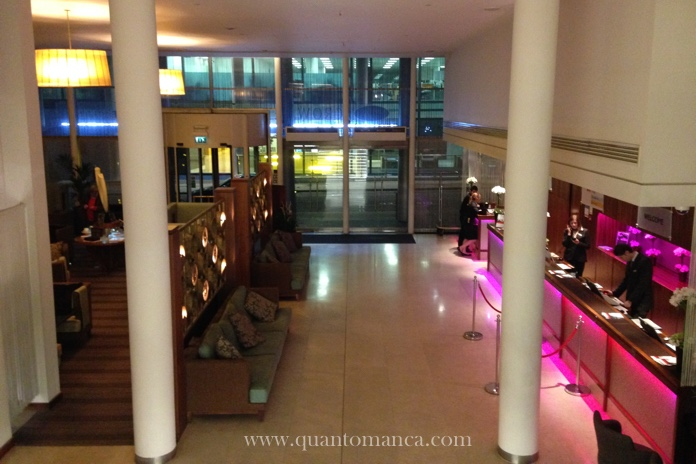 hotel crowne palza londra