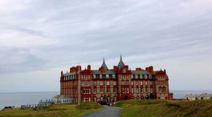 headland hotel newquey cornovaglia