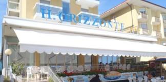 hotel orizzonte jesolo