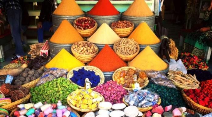 marrakech con bambini