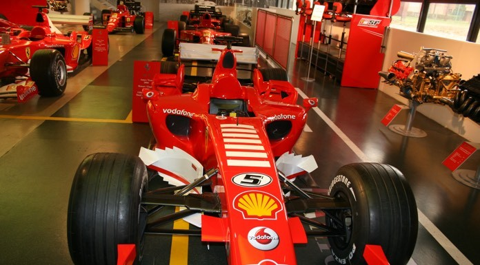 museo Ferrari - museo per bambini