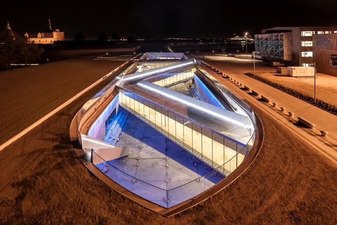 museo mare danese esterno