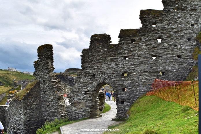 tintagel castle cornovaglia