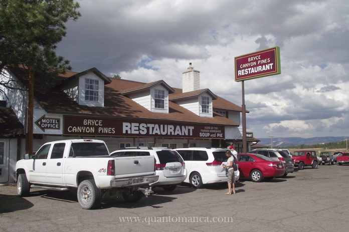 Bryce Canyon Pines Restaurants
