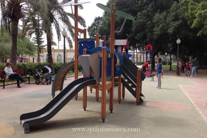 alicante giochi parco