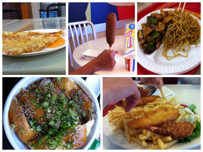 california parte 2 food