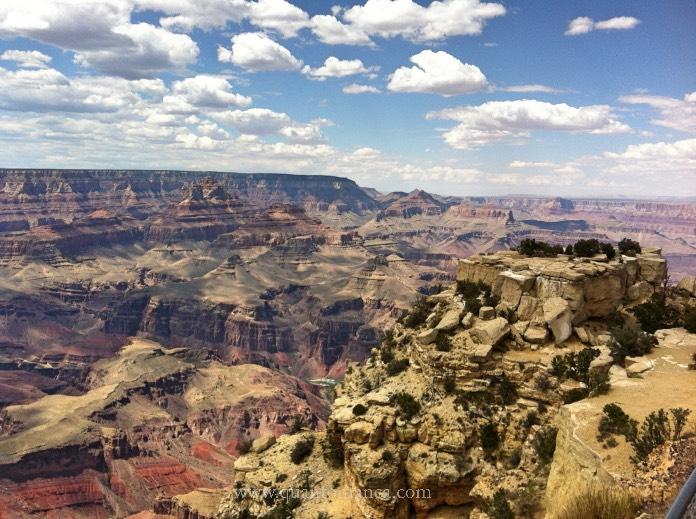 gran canyon panorama