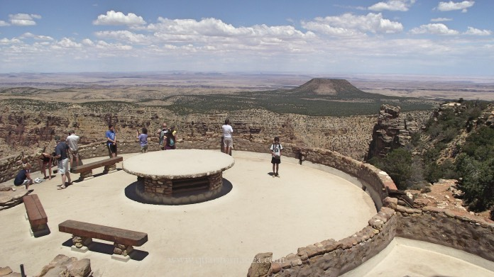 gran canyon punto panoramico
