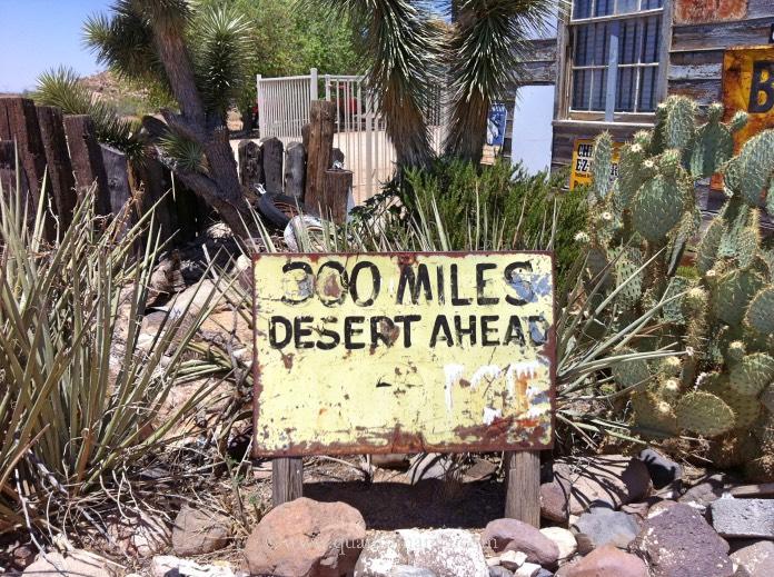 route66 deserto