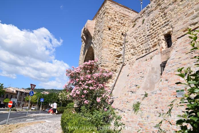 tolentino mura citta