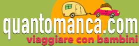 Viaggiare con Bambini - QUANTOMANCA.com