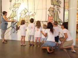giornata famiglie al museo