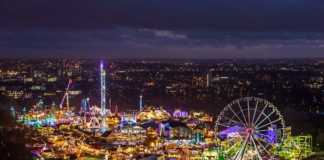 winter wonderland londra