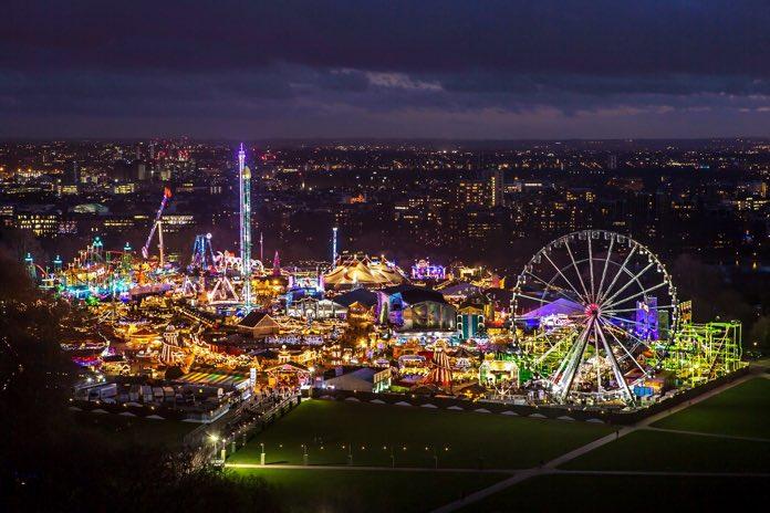 Immagini Di Londra A Natale.Londra Il Magico Winter Wonderland Di Natale Quantomanca Com