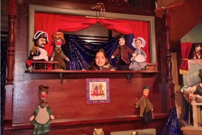 lione museo marionette
