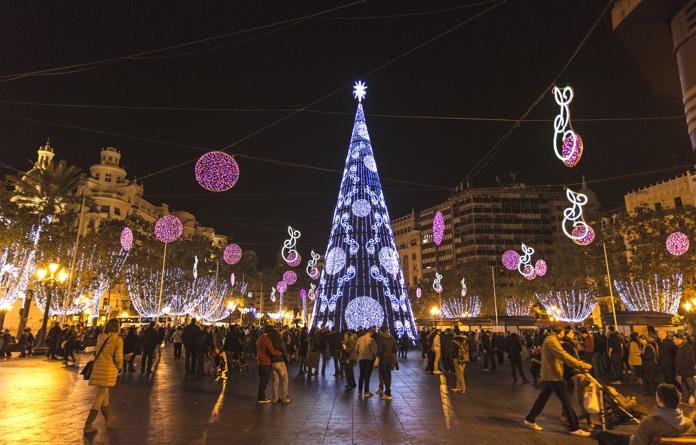 Natale A Natale.Cosa Vedere A Natale E Capodanno A Valencia Con I Bambini