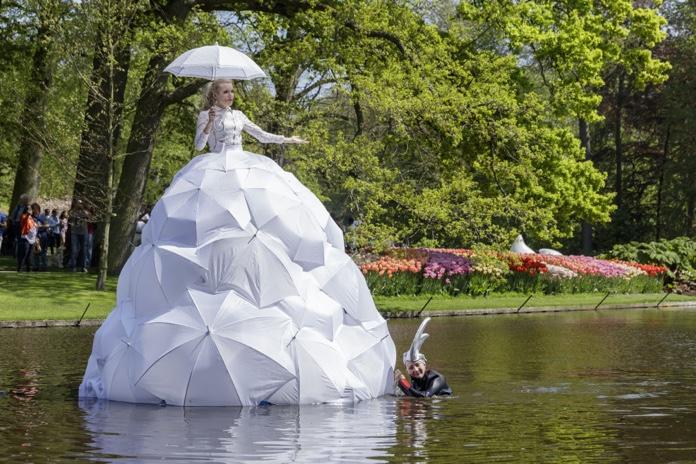 Festa di primavera per la Pasqua olandese