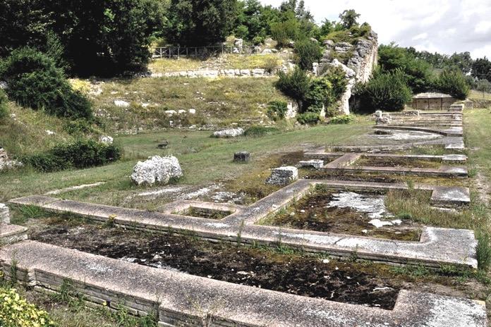 parchi archeologici nelle marche