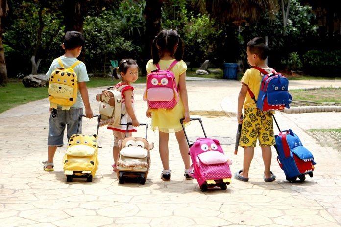 valigie per bambino