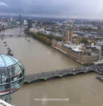 visitare il london eye con i bambini