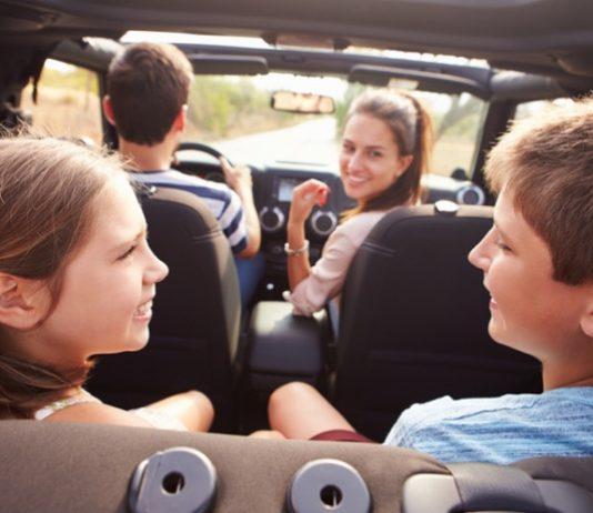 giochi da fare in macchina