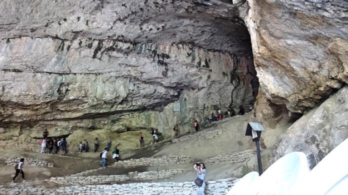 itinerari grotte di frasassi