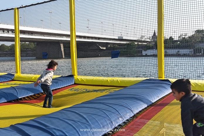 giochi per bambini sul danubio vienna
