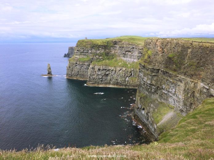 Irlanda - vacanze con Bambini - scogliere di Moher molto bello e suggestivo - Quantomanca.com