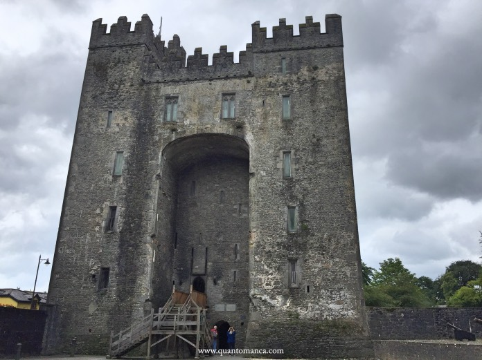 bunratty castle irlanda
