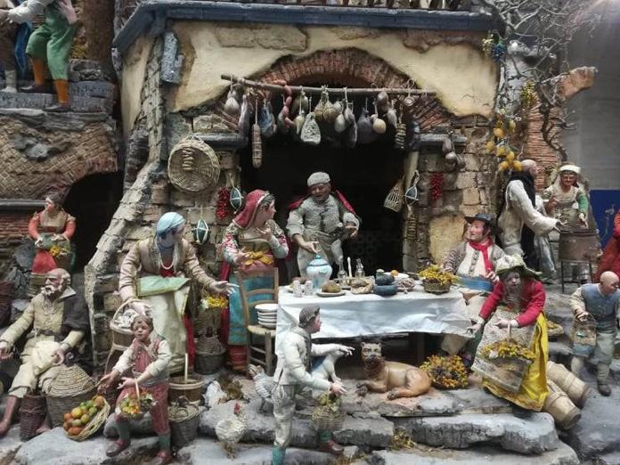 ornavasso grotta di babbo natale