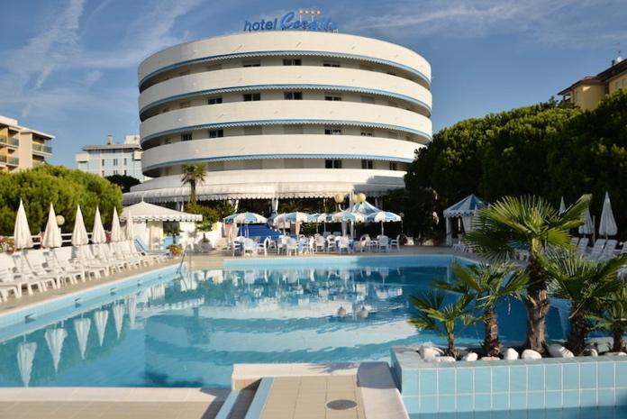 hotel corallo familyhotel a bibione