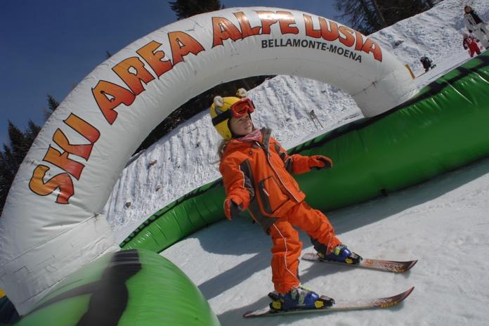 val di fiemme ski