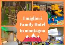 hotel in montagna per bambini