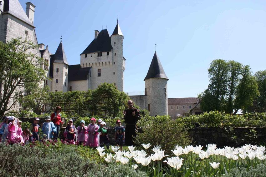 Castello di Rivau valle della loira