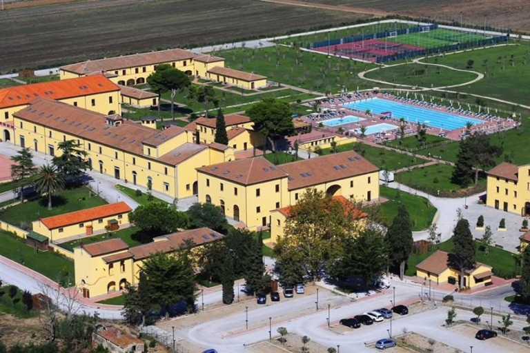resort villaggio toscana mare: poggio all'agnello resort