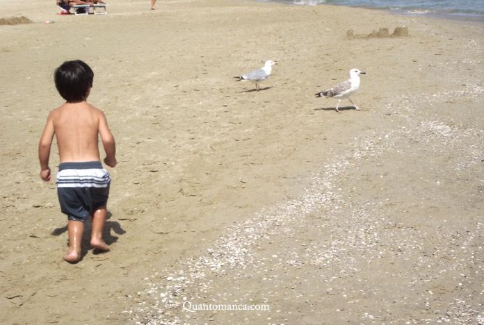 Al mare con i bambini - le spiagge consigliate dai pediatri