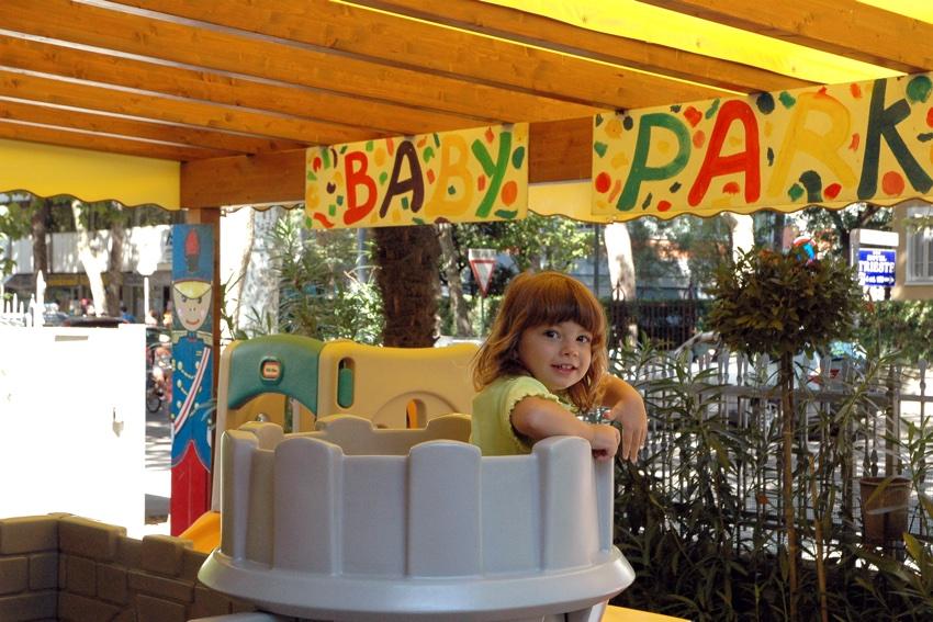 hotel cervia con animazione per bambini