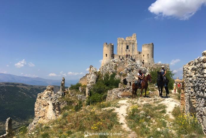 Rocca Calascio Abruzzo