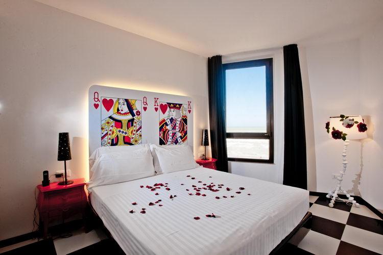 senigallia hotel con camere a tema