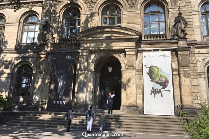 museo scienze naturali berlino