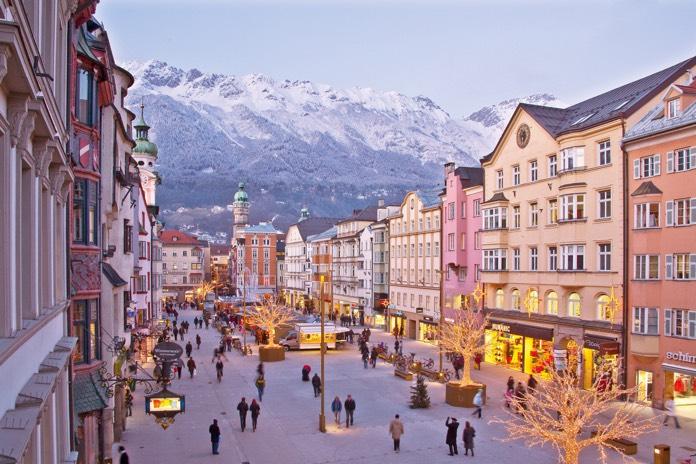 Immagini Mercatini Di Natale Innsbruck.Innsbruck Mercatini Di Natale Da Fiaba Quantomanca Com