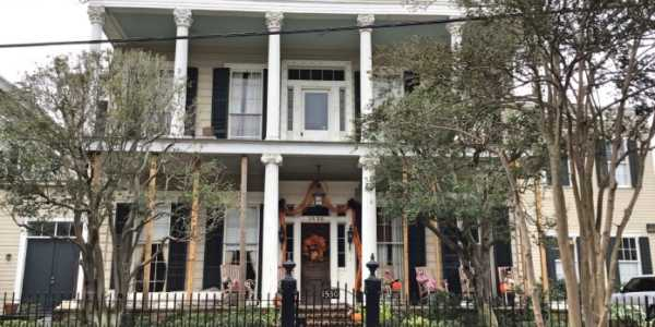 new orleans decorazioni per halloween